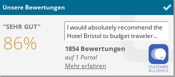 Hotel Bristol Zürich