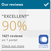 7THINGS – 4.5 of 5 stars – summary of 835 verified guest reviews.