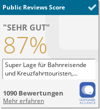 Alle Bewertungen über City-Hotel-Bremerhaven lesen