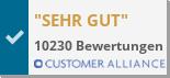 Alle Bewertungen über Parkhotel Rügen