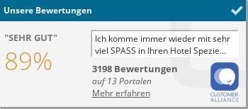 Hotel Visperhof ***